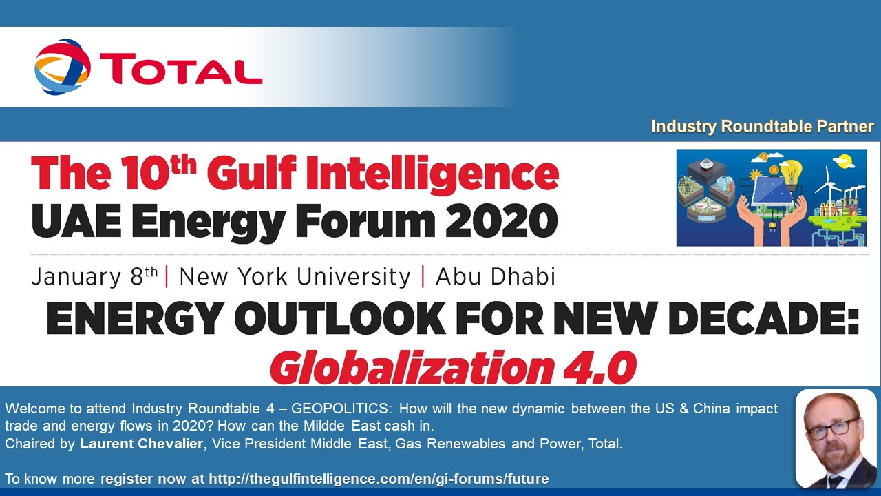 Gulf Intelligence UAE Energy Forum 2020