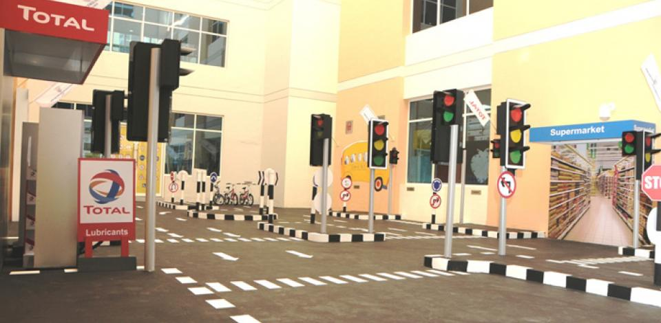Total Traffic Park